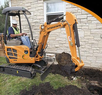 Interstate Plumbing Leaking Pipe Excavation